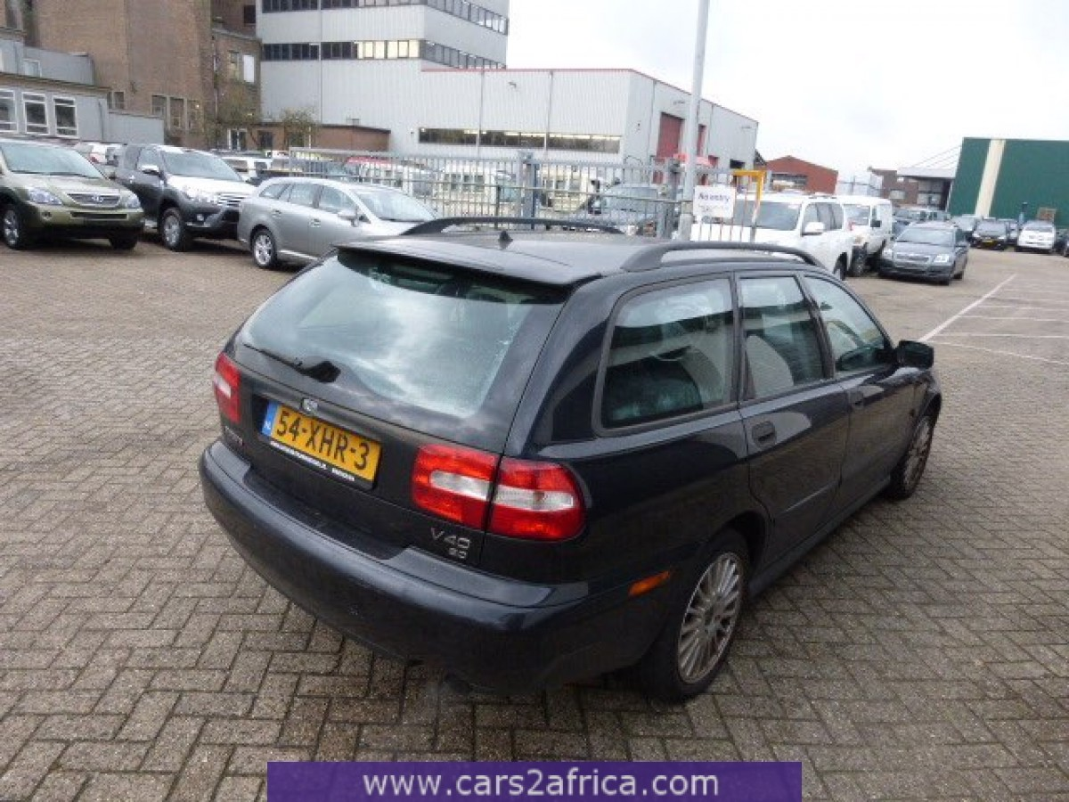 Volvo V40 19 63976 Used Available From Stock