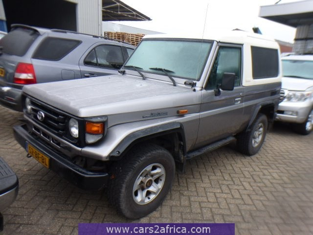 Toyota Land Cruiser 70 >> Toyota Landcruiser 70 4 2 D Frp 64167 Used Available From Stock