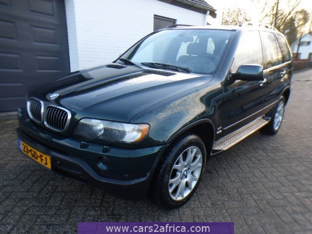 Used BMW Suv >> Bmw X5 3 0 64115 Used Available From Stock