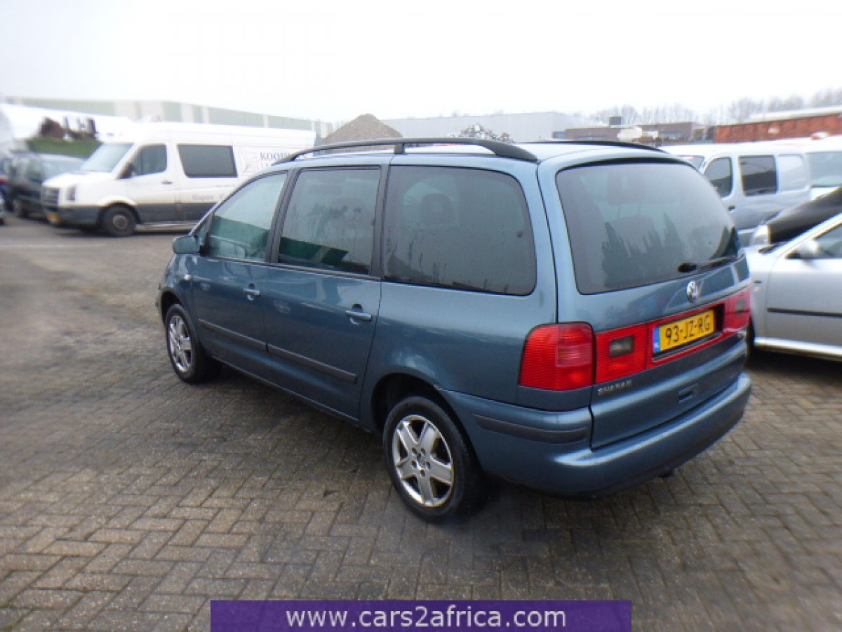 Reservedele VW SHARAN (7M8, 7M9, 7M6) 1.9 TDI