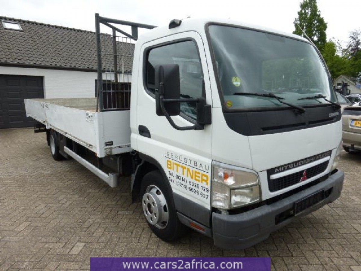 MITSUBISHI Canter 7c15 Fuso 3 9 #63473 - used, available