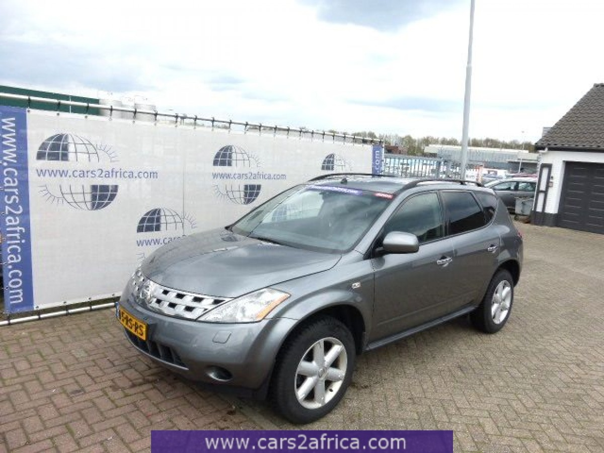 Nissan Murano 35 V6 61195 Used Available From Stock