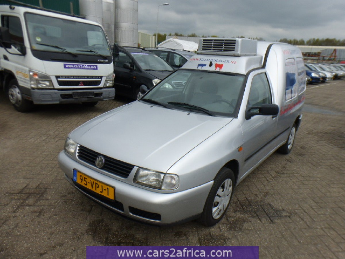 Volkswagen Caddy 19 Tdi 64692 Used Available From
