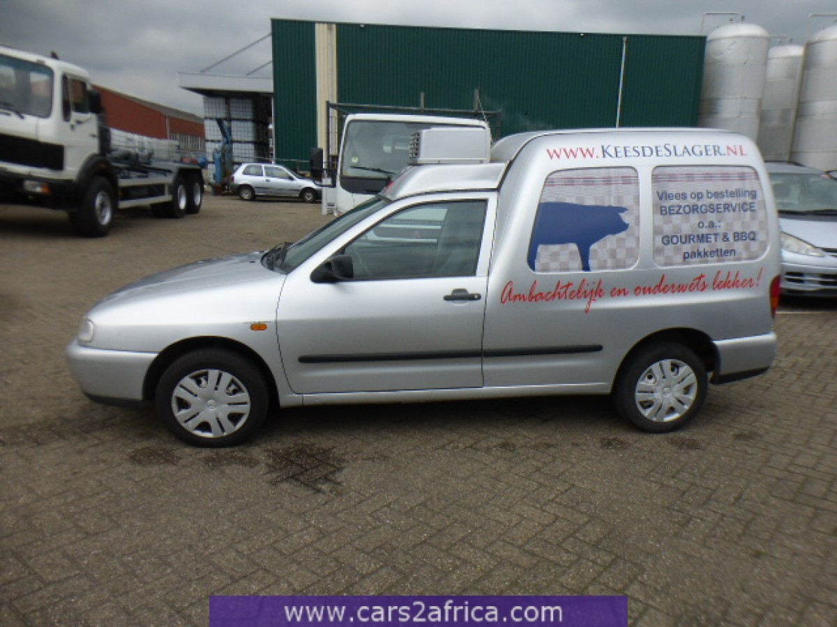 Volkswagen Caddy 19 Tdi 64692 Used Available From Stock