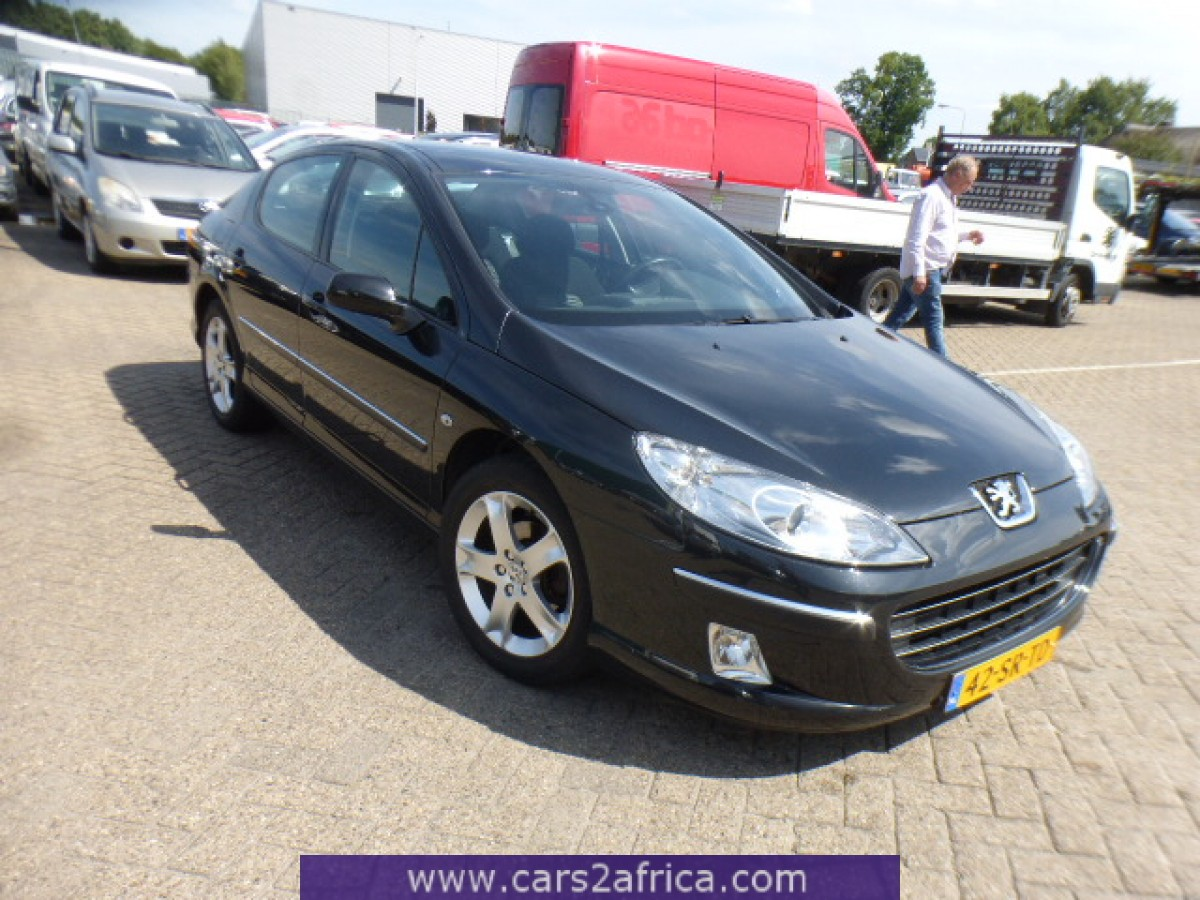 Peugeot 407 20 65081 Used Available From Stock