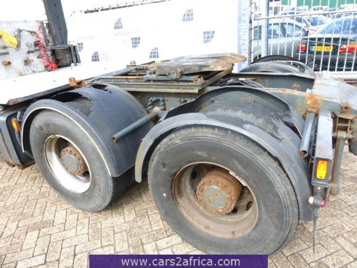 DAF XF 95 480 6x4 trekker #62023 - used, available from stock