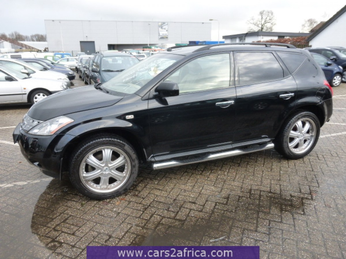 Nissan Murano 35 V6 65818 Used Available From Stock