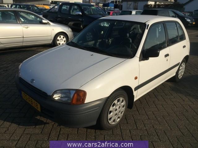 Toyota Starlet 1 3  65957