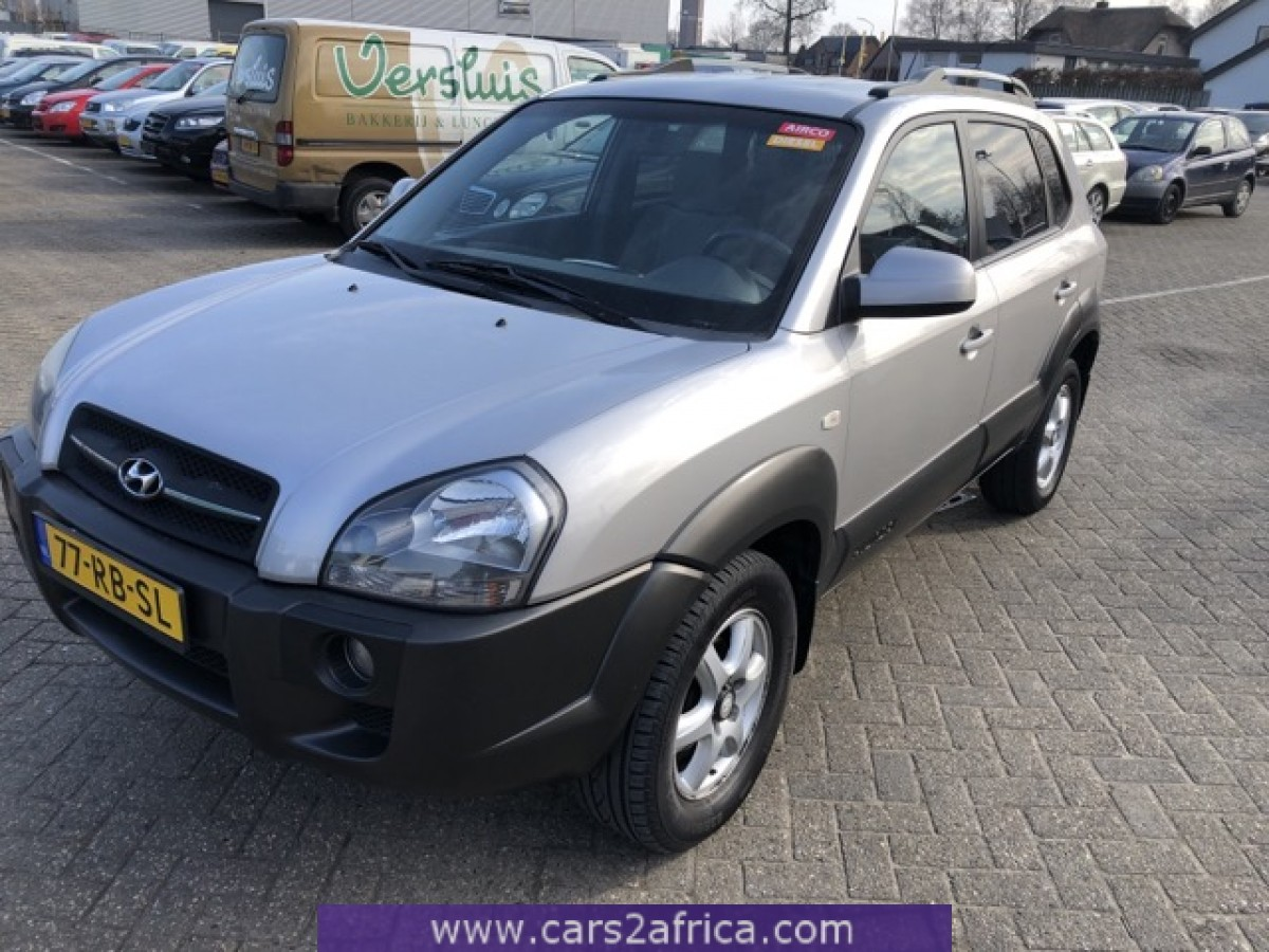 Hyundai Tucson 20 65985 Used Available From Stock