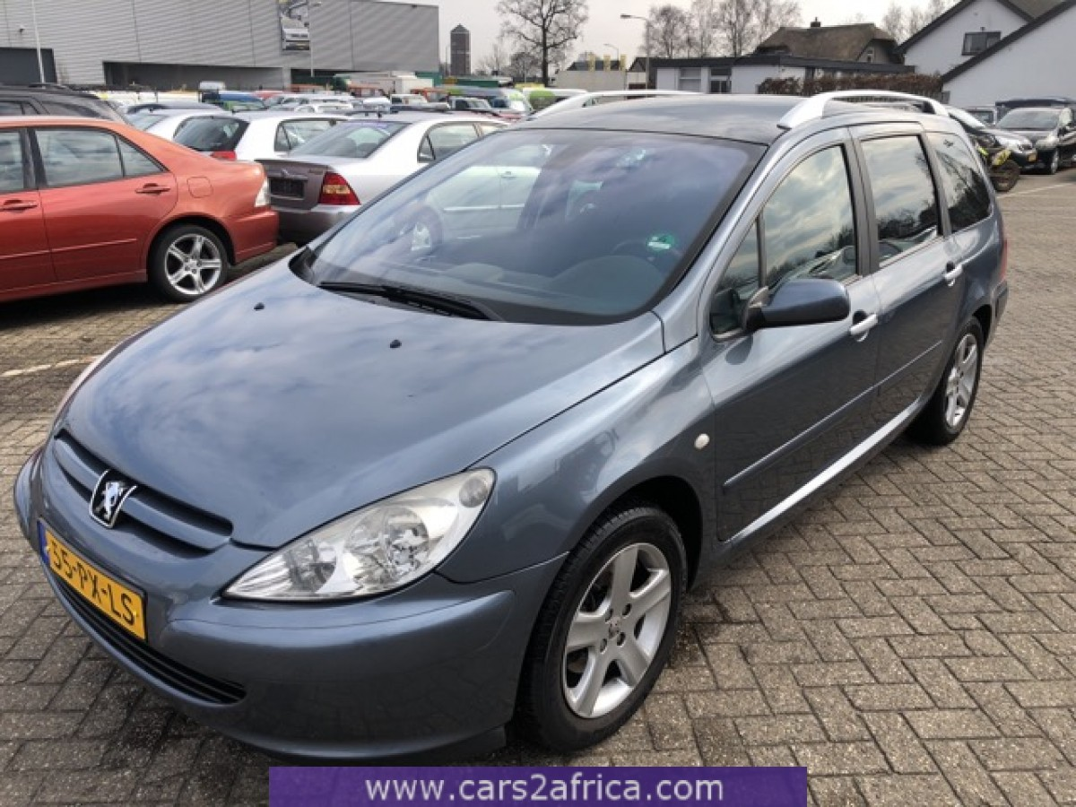 Peugeot 307 20 66013 Used Available From Stock