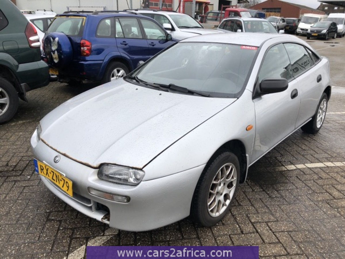 Mazda 323 15 66025 Used Available From Stock