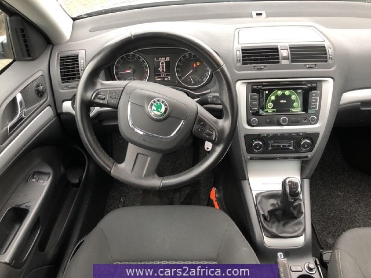 Skoda Octavia 16 Tdi 66029 Used Available From Stock