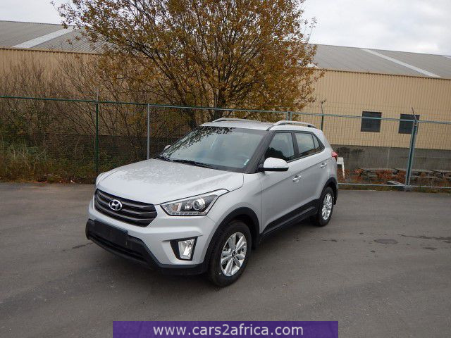Hyundai Creta 1 6 32839 New Available From Stock