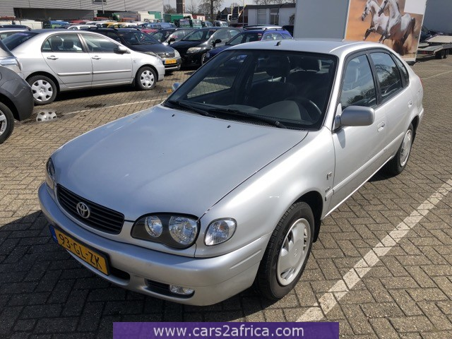 Used Toyota Corolla >> Toyota Corolla 1 6 66124 Used Available From Stock