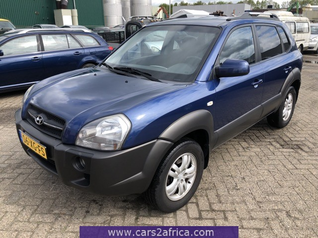 Hyundai Tucson 2 0 66255 Used Available From Stock