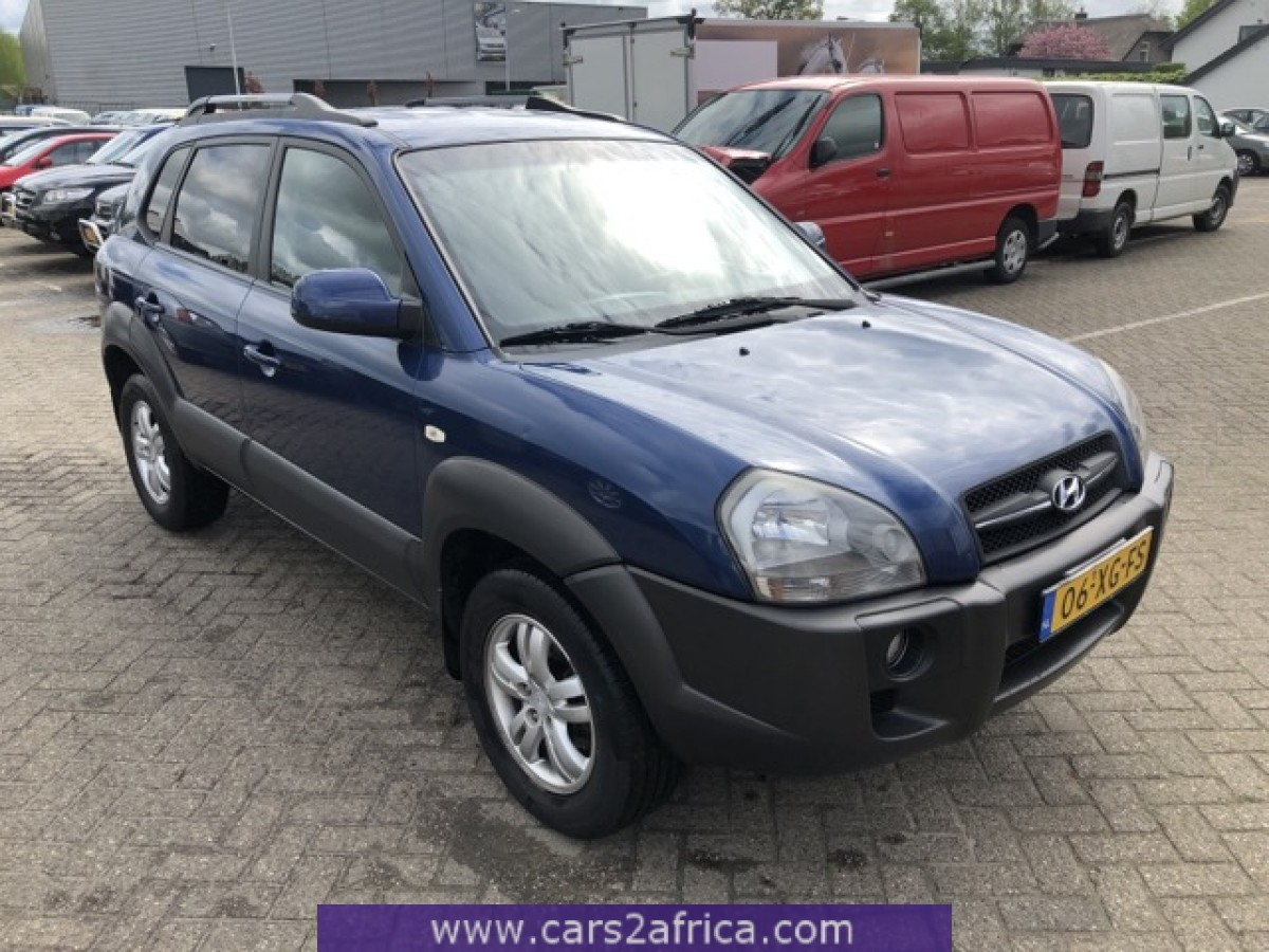 Hyundai Tucson 20 66255 Used Available From Stock