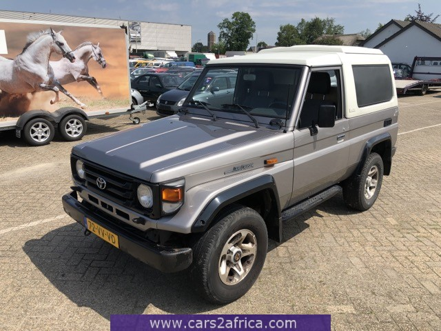 Toyota Land Cruiser 70 >> Toyota Landcruiser 70 4 2 D Frp 66452 Used Available From Stock