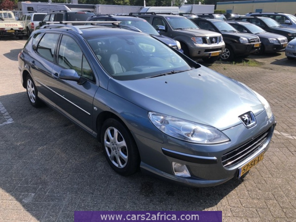 Peugeot 407 16 Hdi 66552 Used Available From Stock
