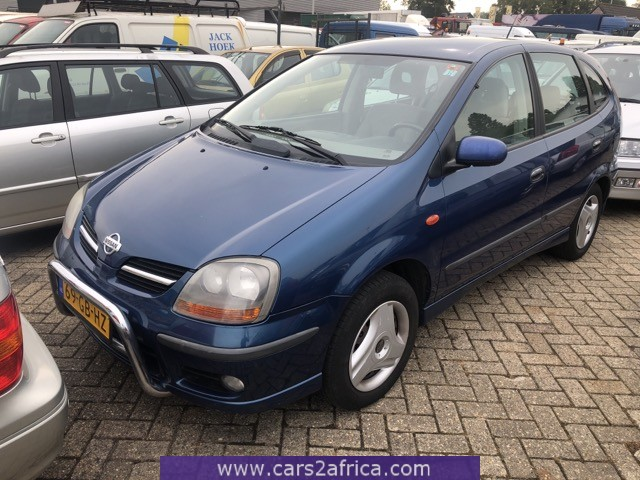 Nissan Almera Tino 1 8 66759 Used Available From Stock