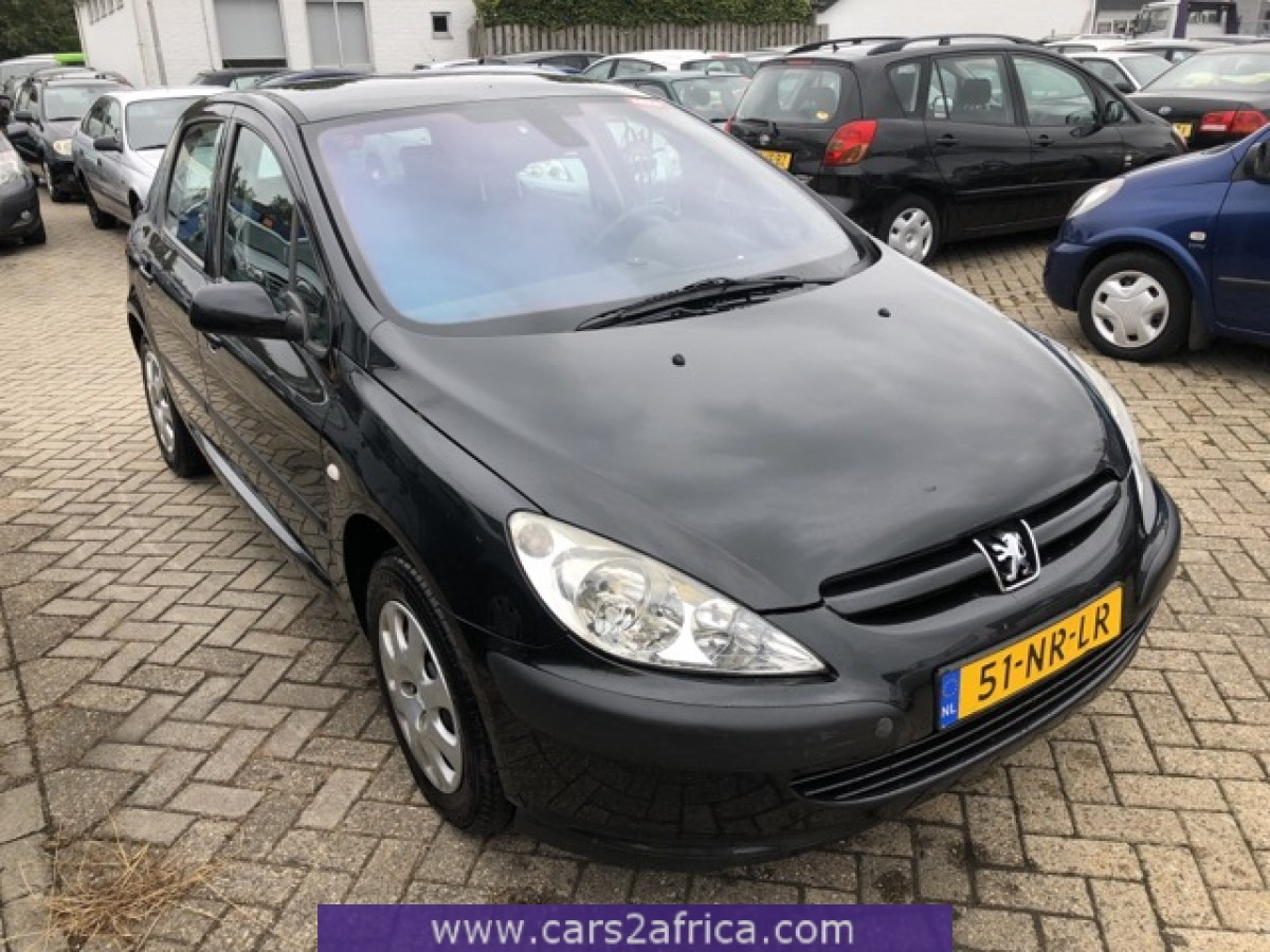 Peugeot 307 16 66832 Used Available From Stock