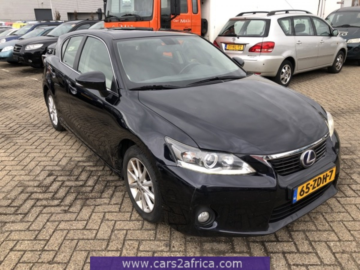 Lexus Ct200h 18 Hsd 66834 Used Available From Stock
