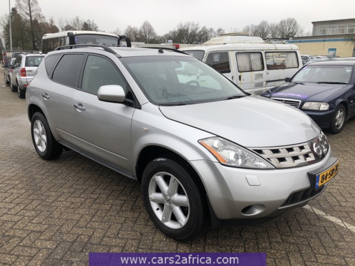 Nissan Murano 35 V6 67367 Used Available From Stock
