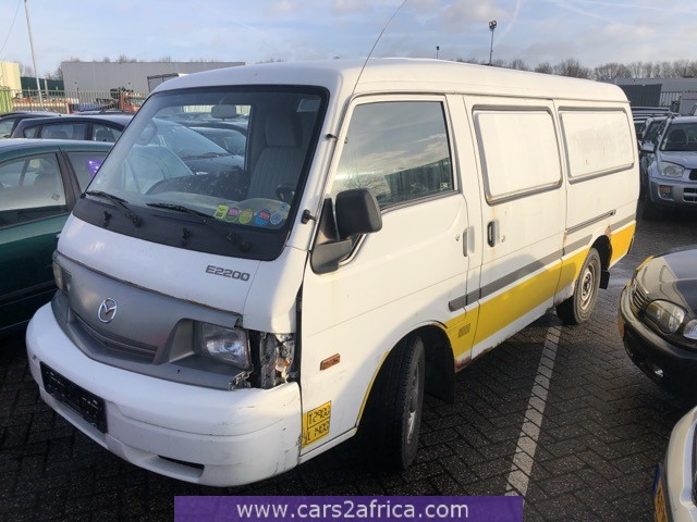 MAZDA E2200 2.2 D