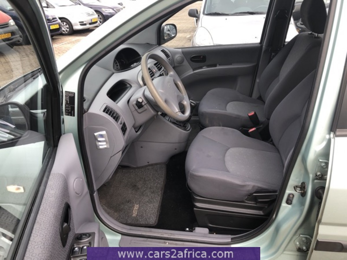 Hyundai Matrix 16 67557 Used Available From Stock