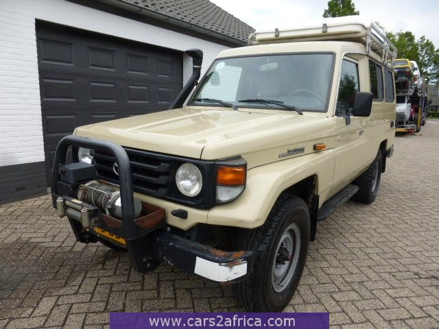 Toyota Land Cruiser 70 >> Toyota Landcruiser 70 4 2 D 63257 Used Available From Stock
