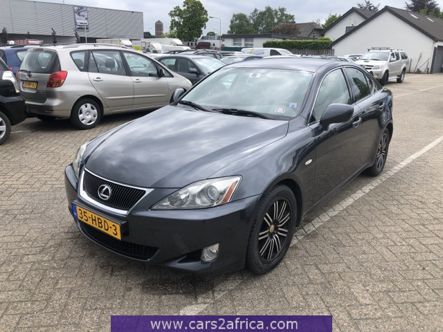 LEXUS IS 250 2.5