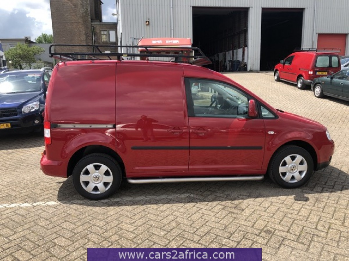 Volkswagen Caddy 20 Petrol Cng 67782 Used Available
