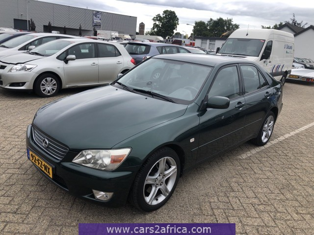 LEXUS IS 200 2.0