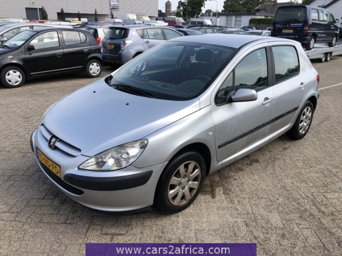 Peugeot 307 16 68193 Used Available From Stock