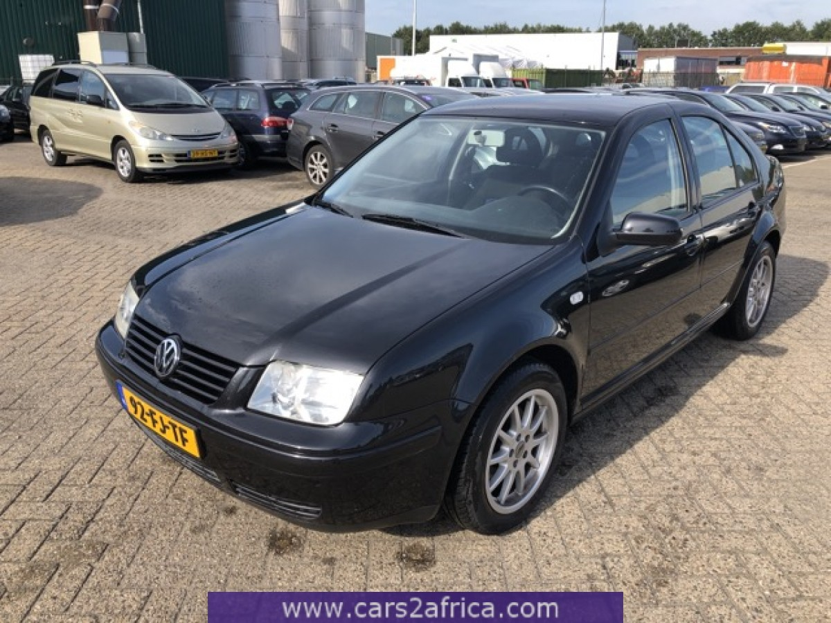 Volkswagen Bora 16 68216 Used Available From Stock