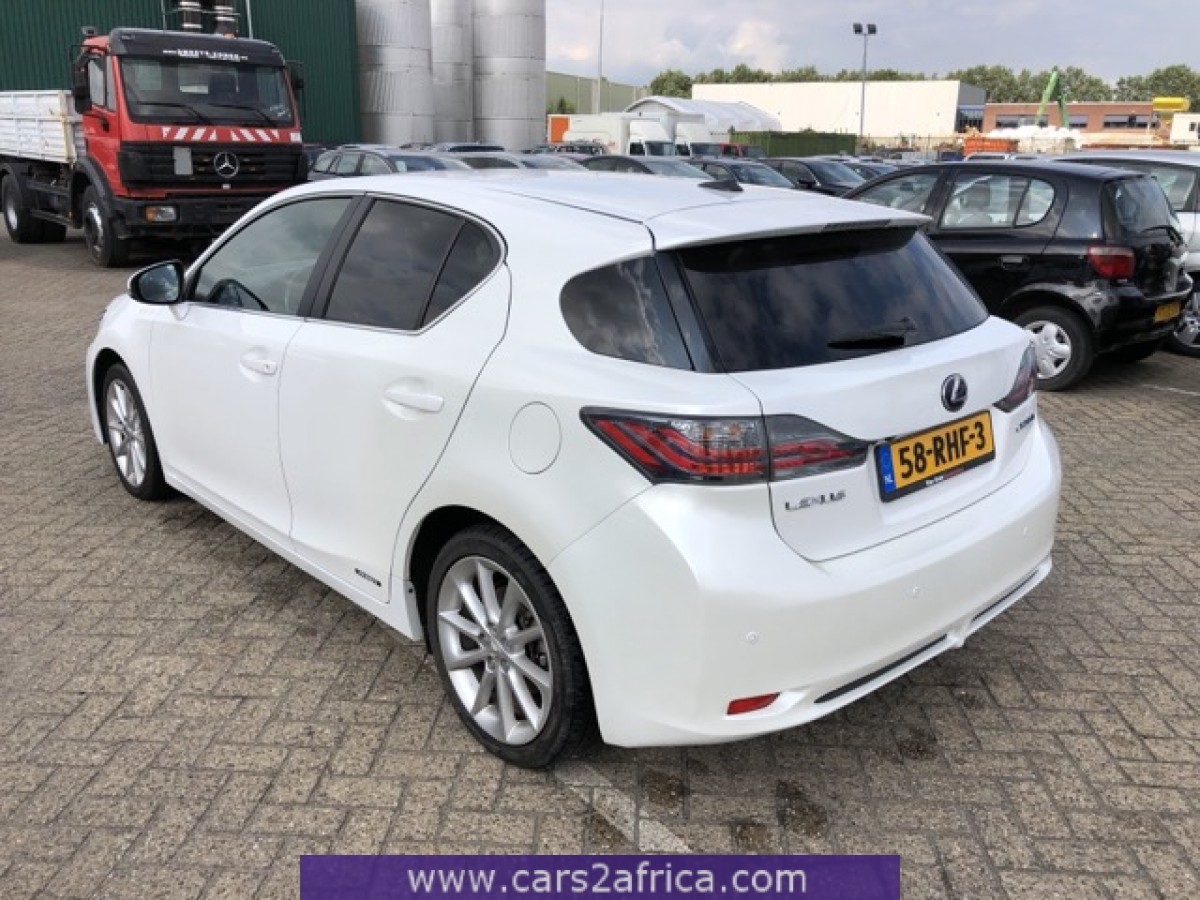 Lexus Ct200h 18 Hsd 68210 Used Available From Stock