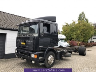 DAF 95-360 4x2 chassis cabine