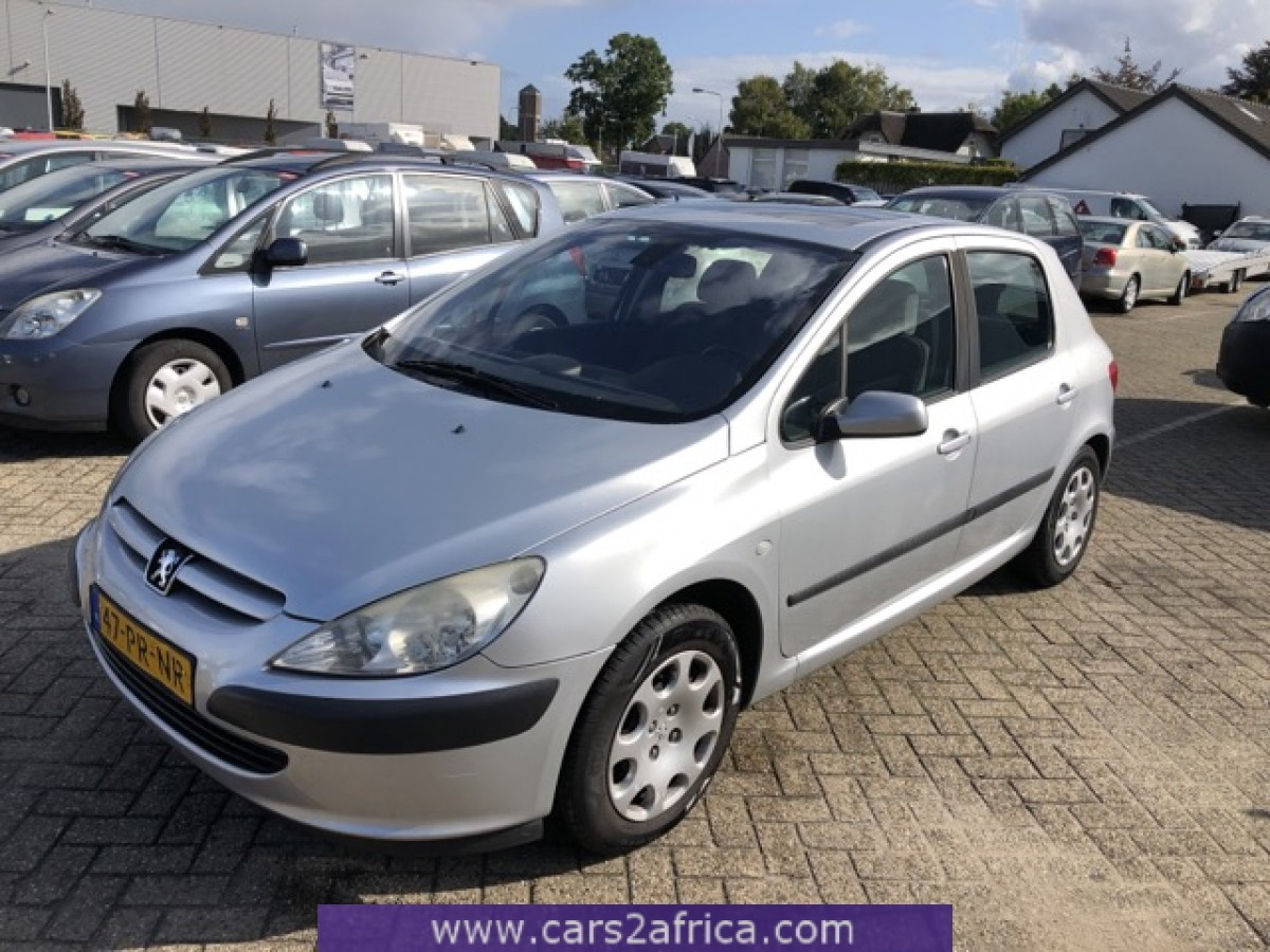 Peugeot 307 16 68345 Used Available From Stock