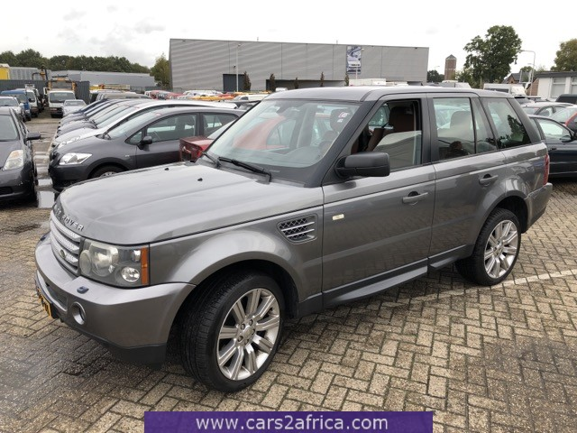 Range Rover Sport Used >> Land Rover Range Rover Sport 3 6 V8 68351 Used Available From Stock