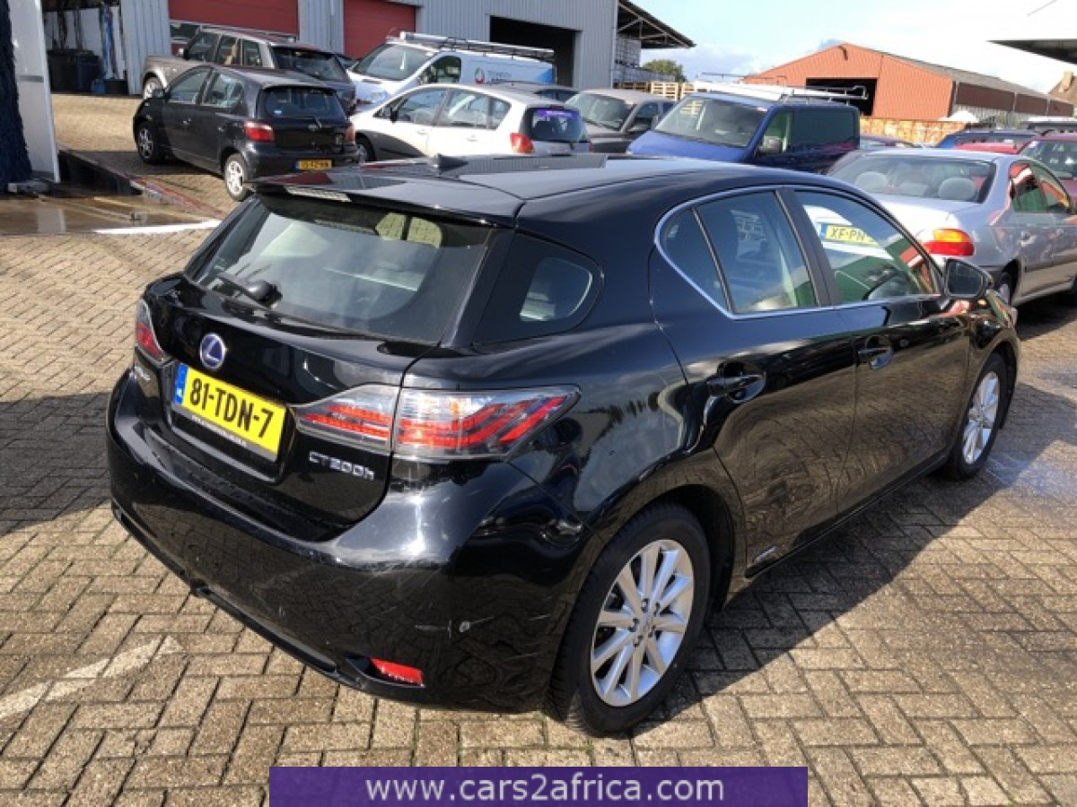 Lexus Ct200h 18 Hsd 68363 Used Available From Stock