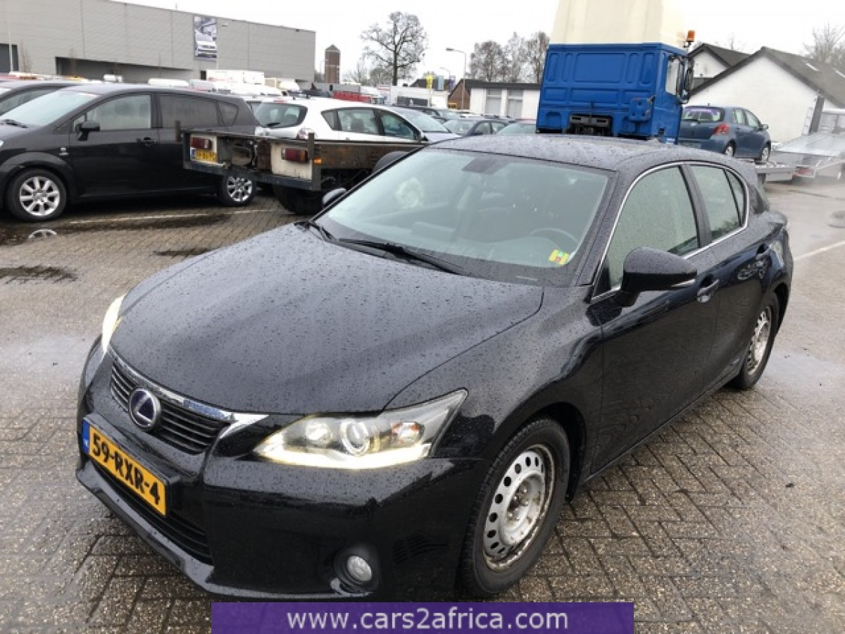 Lexus Ct200h 18 68641 Used Available From Stock