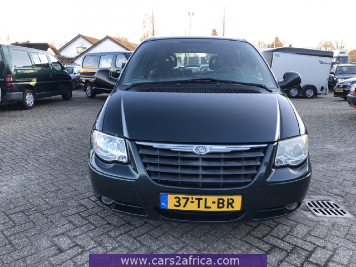 Chrysler Voyager 24 68724 Used Available From Stock