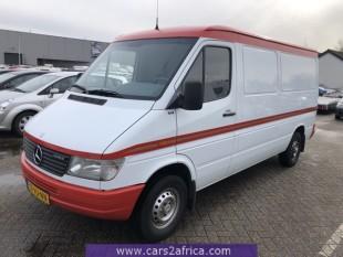 MERCEDES-BENZ Sprinter 308 D