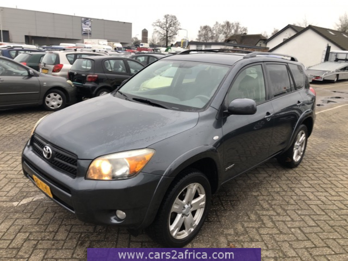 Toyota Rav4 2 0 69048 Used Available From Stock
