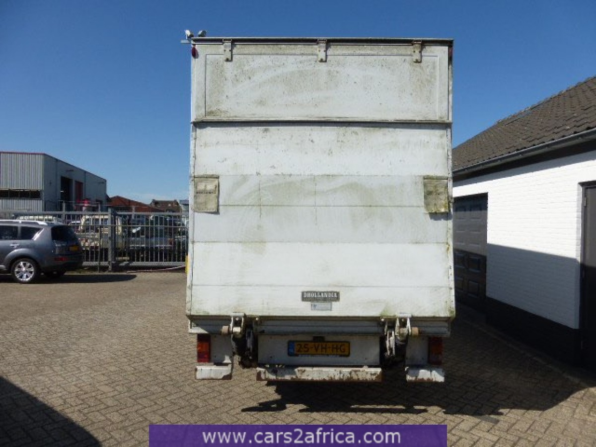 MITSUBISHI Canter FB 631 #63595 - used, available from stock