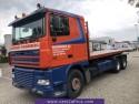 DAF XF 95.380 6x2 afzetcontainer