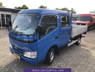 TOYOTA Dyna 100 3.0 D-4D Double Cab