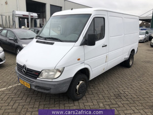 MERCEDES-BENZ Sprinter 411 CDI (L2H1)