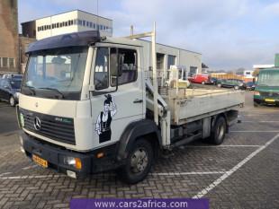 MERCEDES-BENZ Ecoliner 814 D Atlas 35-1
