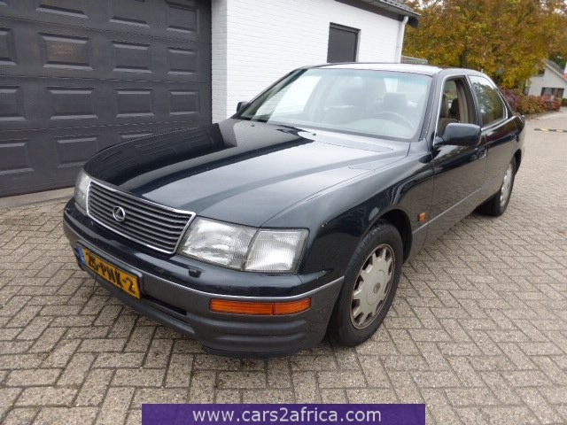 Inteligentny LEXUS LS 400 4.0 V8 #63884 - used, available from stock RG49